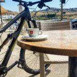 mountain biking in Greece