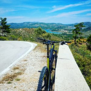 Rhodes mountain biking