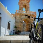 mountain biking Rhodes