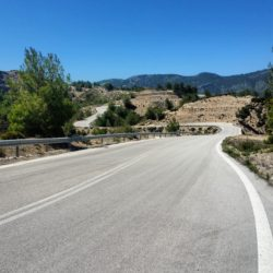 roads in rhodes