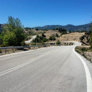 roads in rhodes